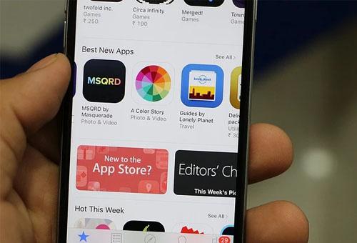 IOS手機客戶端開發者依舊更賺錢
