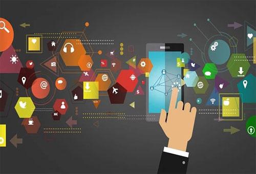 互聯網上App應用下載和使用的數據