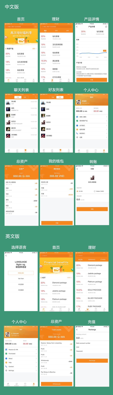 越南理財:QMAMA金融理財平臺案例
