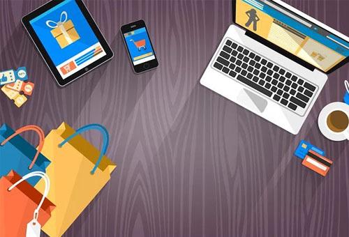 传统品牌零售商用移动App开展电子商务