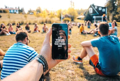 狂用社交App推广易遭用户反感